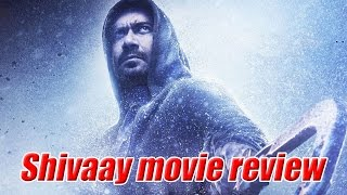 Shivaay Movie Review: Ajay Devgn dominates; good but not great | Filmibeat