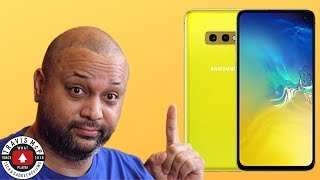 The Samsung Galaxy S10e will be the best selling Galaxy phone of 2019