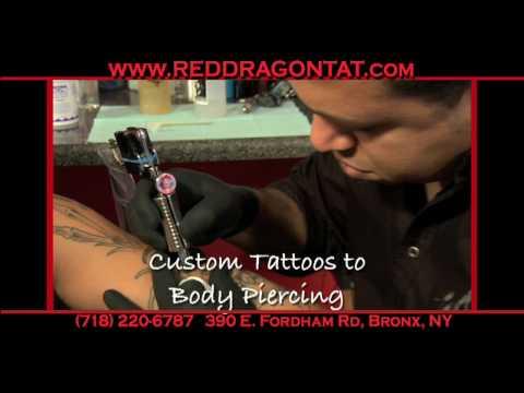 Red Dragon Tattoo New Edit