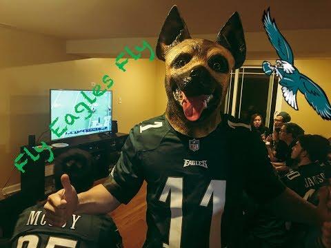 ป่ะ^_^ EP. 3 : Fly Eagles Fly ฉลองแชมป์ Super Bowl LII คนเป็นล้านนน!!!