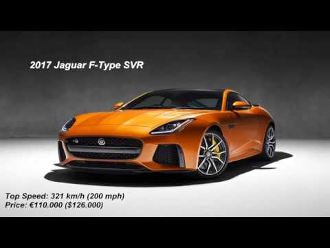 Top 10 Sports Cars Coupes 2017 New Car Review