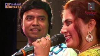 Hemantkumar Musical Group Chal Sanyasi Mandir Mein by Gauri Kavi & Mukhtar Shah Live Music Show