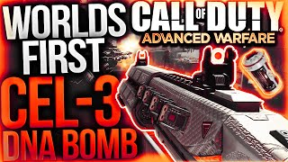 cel 3 dna bomb gameplay worlds first cel3 dna bomb cod aw cel 3 dlc gun
