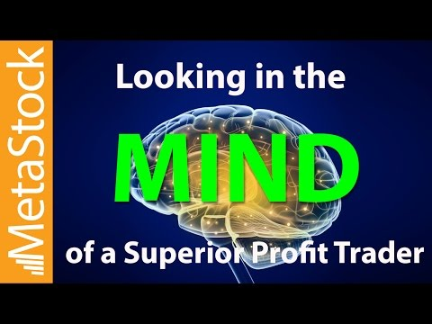 Looking into a Superior Profit Trader's Mind