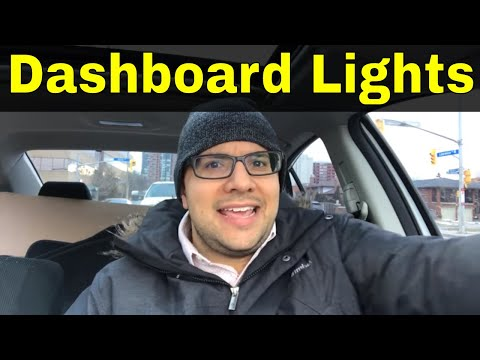 5 Dashboard Lights You Should Not Ignore