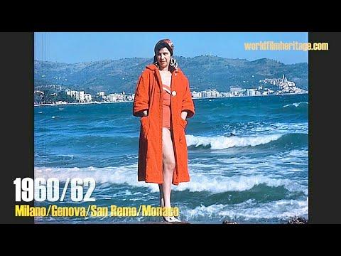"""""""Bella Italia"""" 1960:  Milano - Genova - San Remo. Monaco & more"""