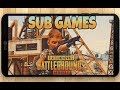 PUBG Mobile Sub Games | Tencent Gaming Buddy