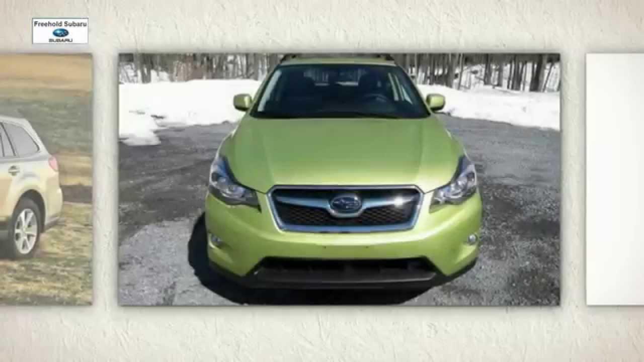 Subaru Dealers Nj >> 2014 Subaru Outback Vs Crosstrek Subaru Dealer Of Freehold Nj 07728