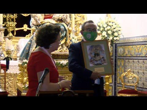 Cartaya Tv   Misa y Exaltación a Ntra. Sra. de Consolación