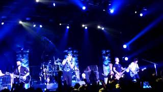 avenged sevenfold seize the day live arenan 2010