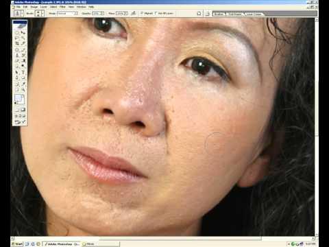 Photoshop CS2 - Phan 18 - Bai 6 - Xu ly gia thanh tre