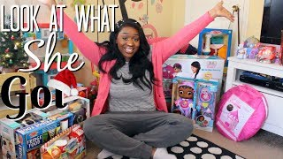 What I got my Kid for Christmas | 3 year old Girl