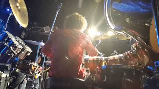 Simon Phillips solo - Live in Rome Protocol II