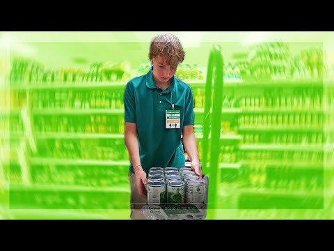 Working At The Dollar Tree