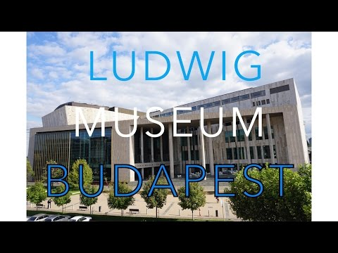 LUDWIG MUSEUM OF CONTEMPORARY ART BUDAPEST Hungary 2015 ВЕНГ