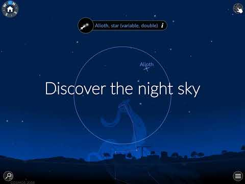 The Sky by Redshift - Astronomy app for everyone - Trailer