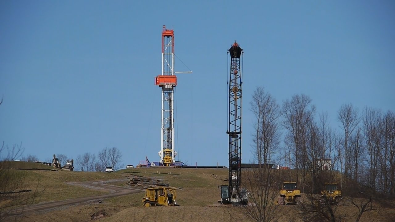 EPA comes to Dimock - Marcellus Shale Reality Tour Part 3 - Fracking