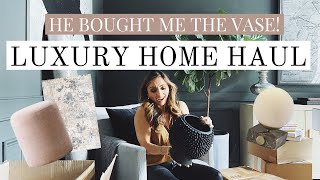LUXURY HOME HAUL FALL 2021 | LUXURY HOME | LUX FOR LESS | HOUSE OF VALENTINA