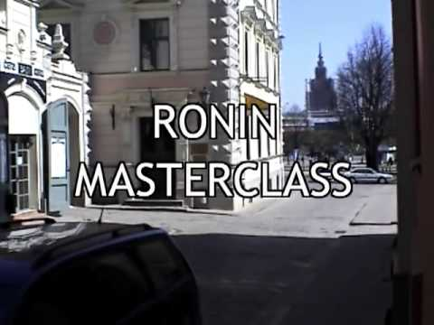 RONIN - Concert, Masterclass and Jam Session - Riga, 2005