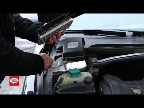 2004 Volvo V70 Wiring Diagram Volvo Engine Control Module Ecm Removal Procedure For S80