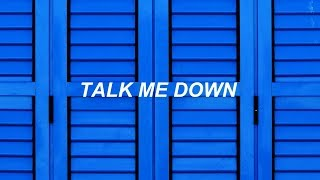 Troye Sivan - TALK ME DOWN (Español)