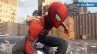 Spider-man ps4 E3 trailer