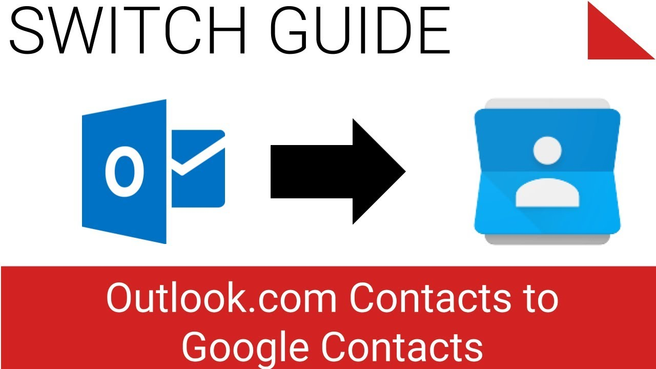 export backup contacts from outlookcom to google contacts gmail