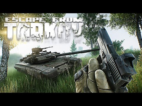 TRY TO SURVIVE! (Escape from Tarkov)