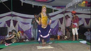 जीतू सपना ने काच के टुकड़ो पर डांस किया || New Rajasthani Song || HR Dance