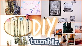 Fall Diy Tumblr Room Decor! 2014! Make Your Room Fall!