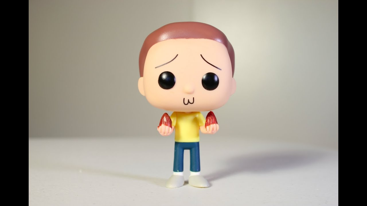 Rick And Morty Morty Funko Pop Review Youtube