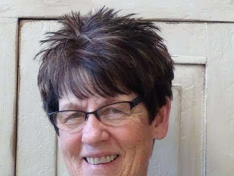 Short Hair For Older Women or Older Ladies