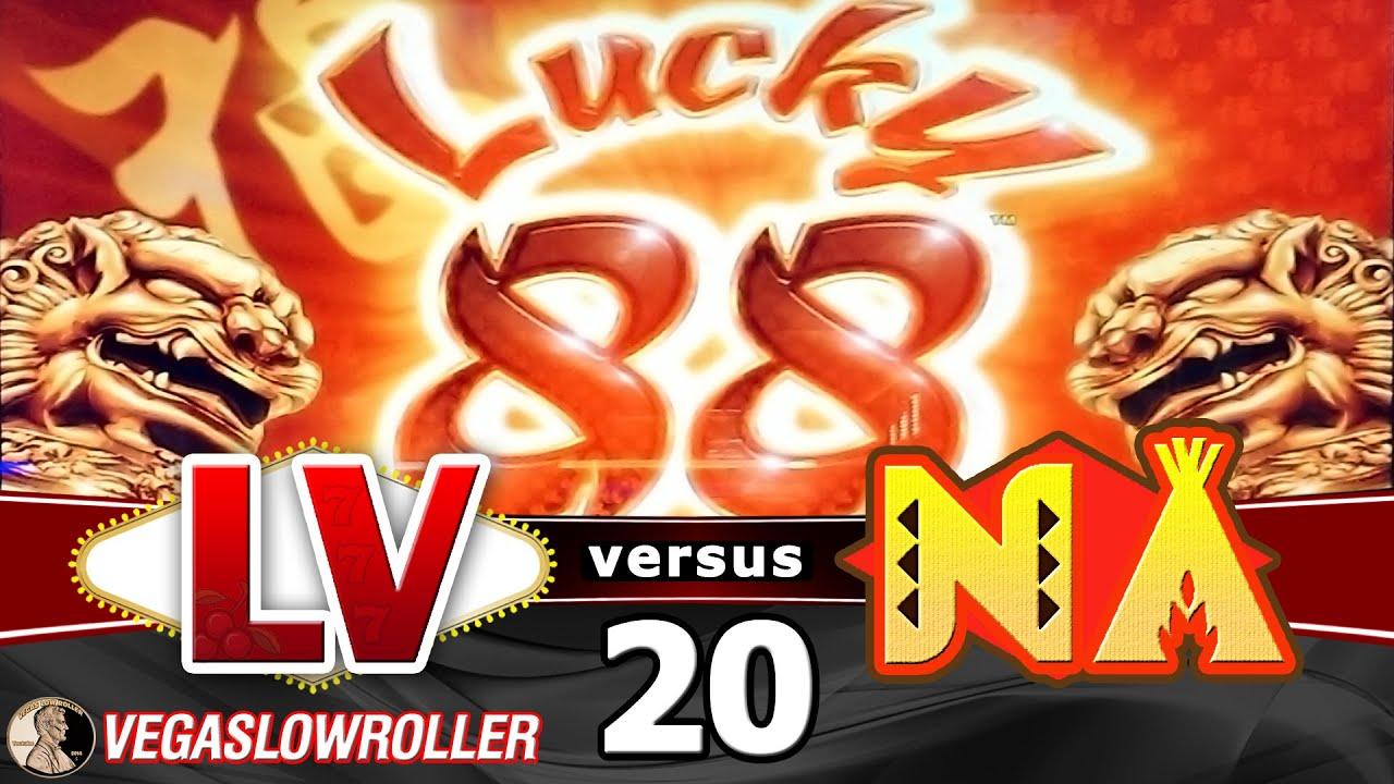 lucky 88 slot machine wins in las vegas