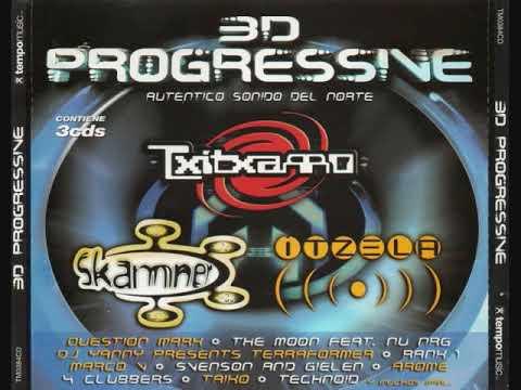 3D Progressive CD 1 Itzela - Mixed By Thomas Totton & Jesús Varela (70:21)