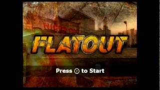 Nice and Games -- FlatOut [Nintendo Wii]