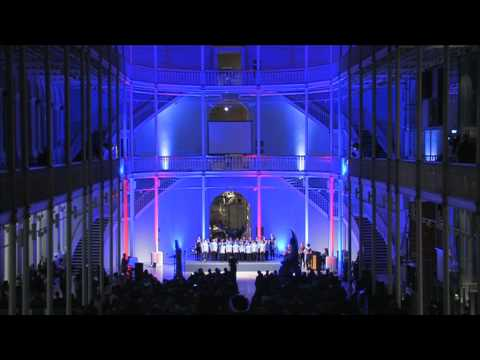 The City Sings 2012 - Concert at the National Museum of Scotland, Edinburgh