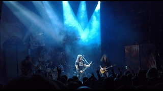 Kreator - World War Now + Hail to the Hordes (HD) Live at Rockefeller,Oslo,Norway 07.02.2017