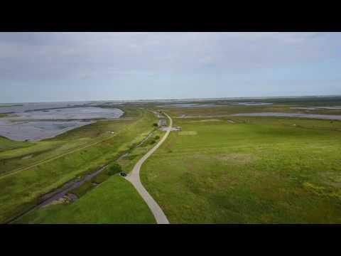 Wallasea Island Essex England Filmed Dji Mavic Pro in 4k