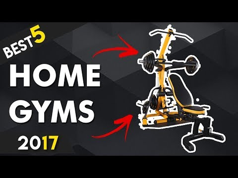 BEST 5 Home Gyms to Buy in 2018