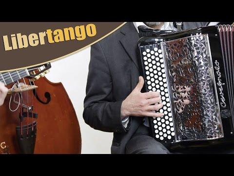 Libertango - Groupe jazz manouche, swing musette avec accordéon mariages et cocktails