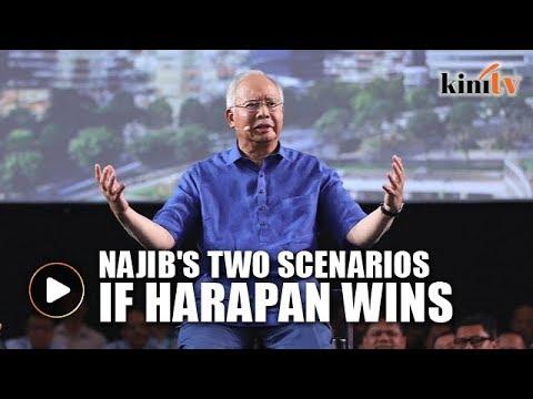 Najib: Mahathir could backstab Anwar