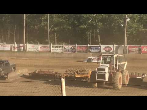 Heat Race at Old Bradford Speedway 7/2/2017
