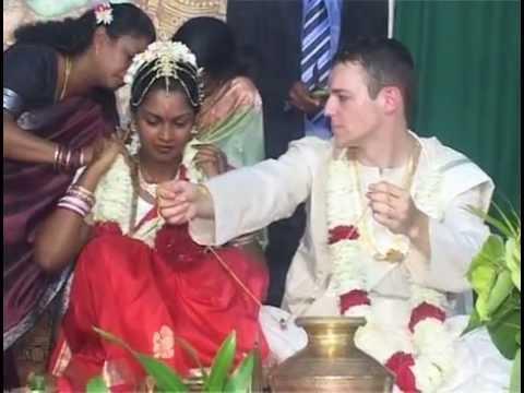 Simon and Yovina wedding