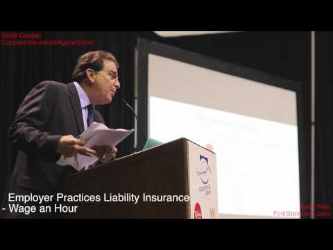 Top Lawsuits Facing Business Owners Today - Scott Cooper (Restaurant Insurance)