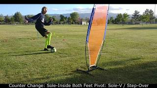 The Greenwood Method   Amazing Pivots and Combination Magic at Top Speed - Look At This