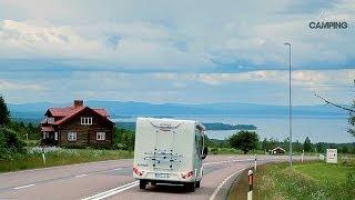 Orsa, Ulvshyttan och Främby Udde i Dalarna – Gone Camping gäddsnorklar och vandrar Vasaloppet