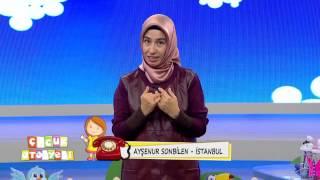 Çocuk Atölyesi 01.10.2014 - TRT DİYANET 2017 Video