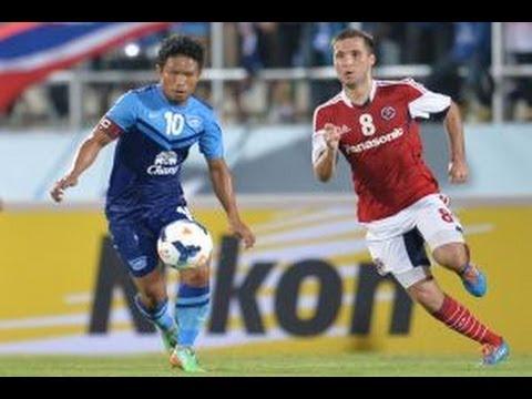 Chonburi vs South China: AFC Champions League 2014 Playoffs Round 2