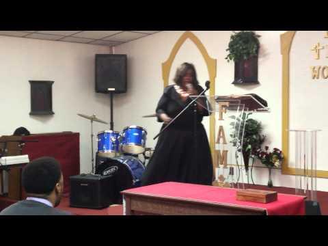 Apostle Gail Davis, Matthew 1:18-24