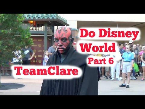TeamClare do Disney World part 6